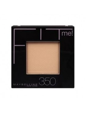Poudre Compacte GEMEY MAYBELLINE Fit Me n°350 CARAMEL