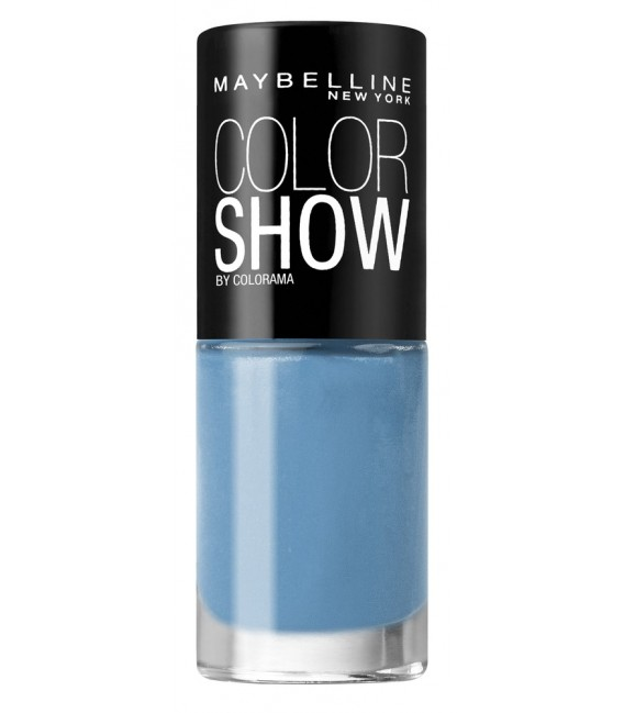 Vernis à Ongles Gemey Maybelline Color Show n°104 NOITE DE GAL