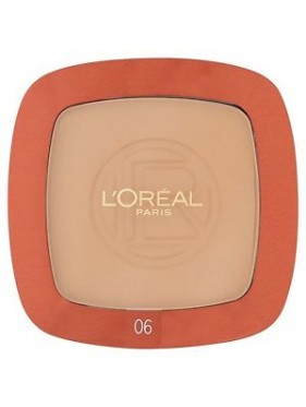 Poudre Compact L'OREAL Glam Bronze Terre de Soleil n°06 Or Bronze