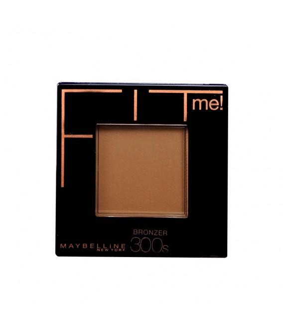 Poudre Compacte Terra Bronzer GEMEY MAYBELLINE Fit Me n°300S DEEP