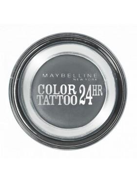Ombre à Paupière GEMEY MAYBELLINE Color Tatoo n°55 - Immortal Charcoal