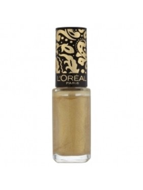 Vernis à Ongles L'OREAL Color Riche n°815 Ornemental Gold