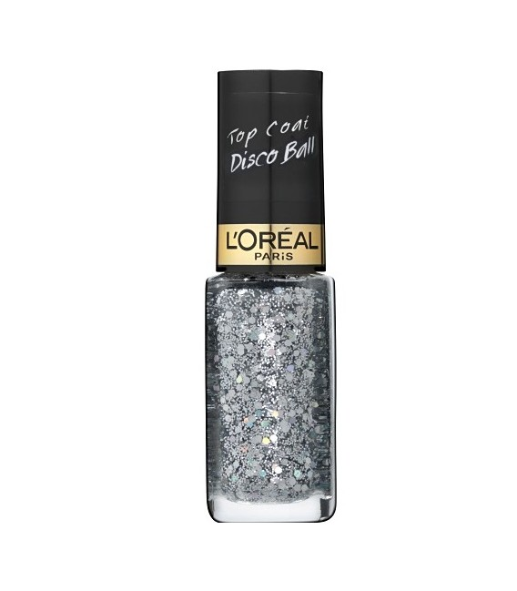 Vernis à Ongles L'OREAL Color Riche Top Coat Carat n°922 DiscoBall