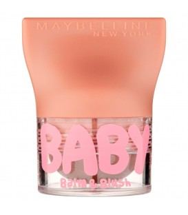 Maybelline Baby Lips Balm And Blush 06 Shimmering Bronze