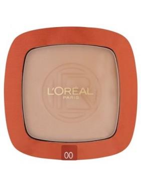 Poudre Compact L'OREAL Glam Bronze La Terra n°03 Amalfi