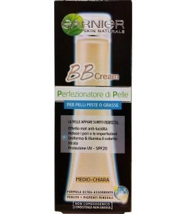 Skin Naturals BB Crème Visage Perf.Peaux Grasses clair 40 ml
