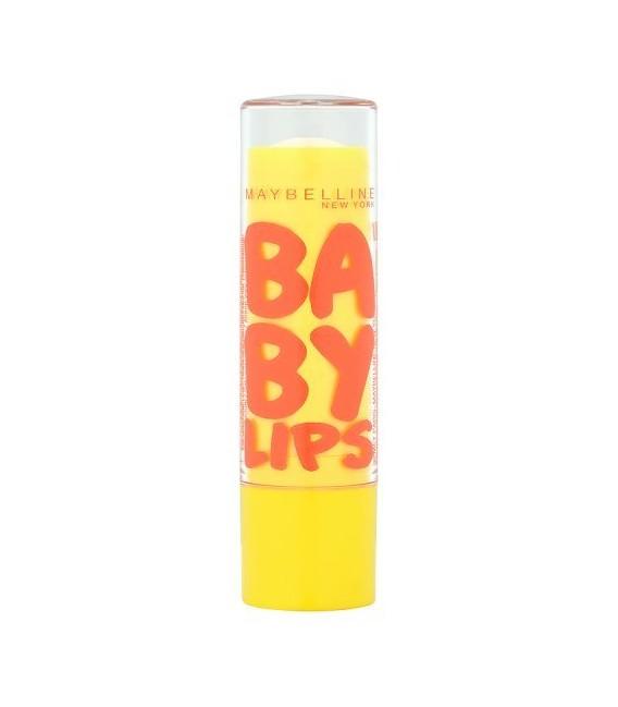 Maybelline - BabyLips - Baume à lèvres Transparent - Intense Care