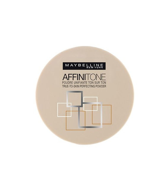 Poudre Compacte GEMEY MAYBELLINE Affinitone n°03 BEIGE IVOIRE
