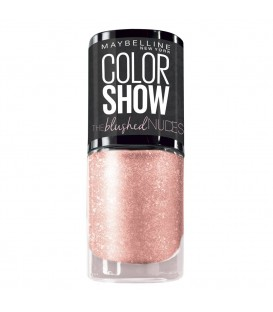 MAYBELLINE COLOR SHOW BLUSHED NUDES n°450 Crushed Petals