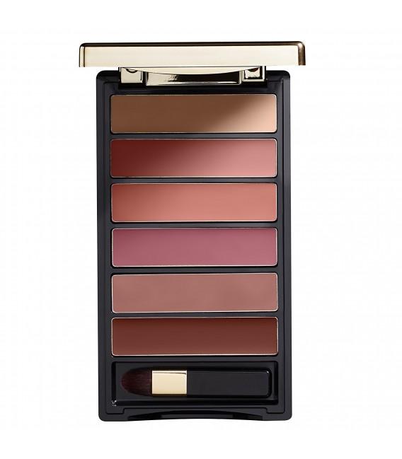 L'Oréal Paris Make Up Designer Color Riche Palette de Maquillage Lèvres, Nude
