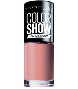 Vernis à Ongles Gemey Maybelline Color Show n°001
