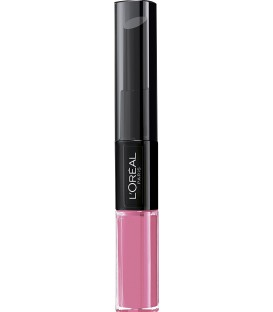 L'Oréal Make Up Designer Paris Infaillible Rouge à Lèvres Longue Tenue 122 Frozen Pink