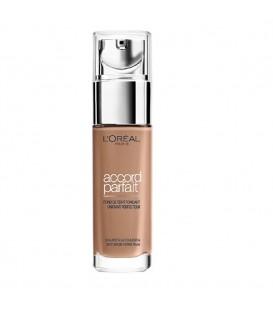 L'Oréal Accord Parfait Fond de Teint Fluide Unifiant  7.R Ambre Rosé