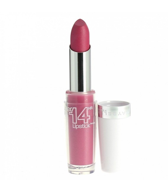 Rouge à Lèvre GEMEY MAYBELLINE SuperStay 14h n°150 On And On Pink