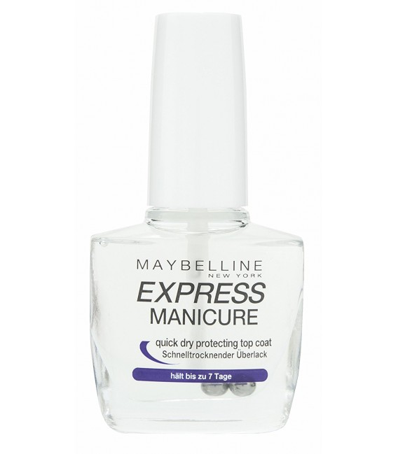 Vernis à Ongles Gemey Maybelline Express Manucure Top Coat Quick Dry / Seche Vite