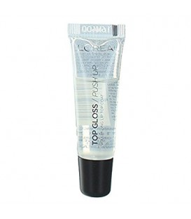 Loreal Top Gloss Push Up Volumizing Lip Top Coat Clear Oh Oui Encore 601