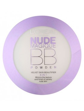 Poudre L'OREAL Nude Magic BB LIGHT SKIN
