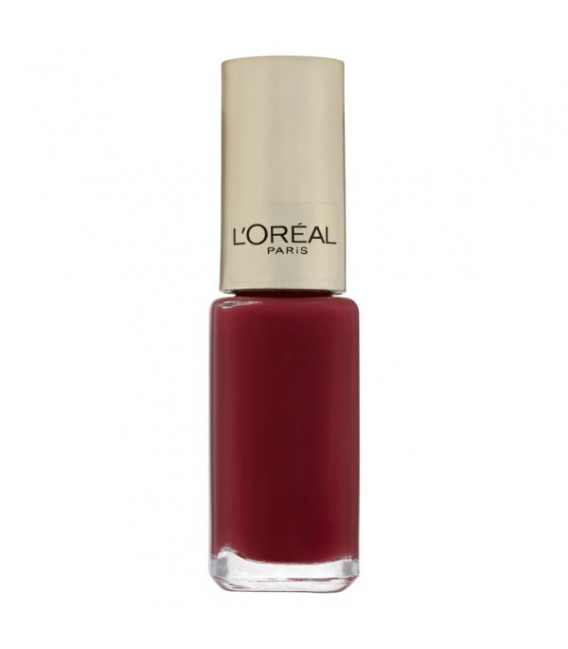 Vernis à Ongles L'OREAL Color Riche n°53 ADDICTIVE PLUM