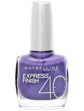 Vernis à Ongles Gemey Maybelline Express Finish n°869 EXOTIC VIOLET
