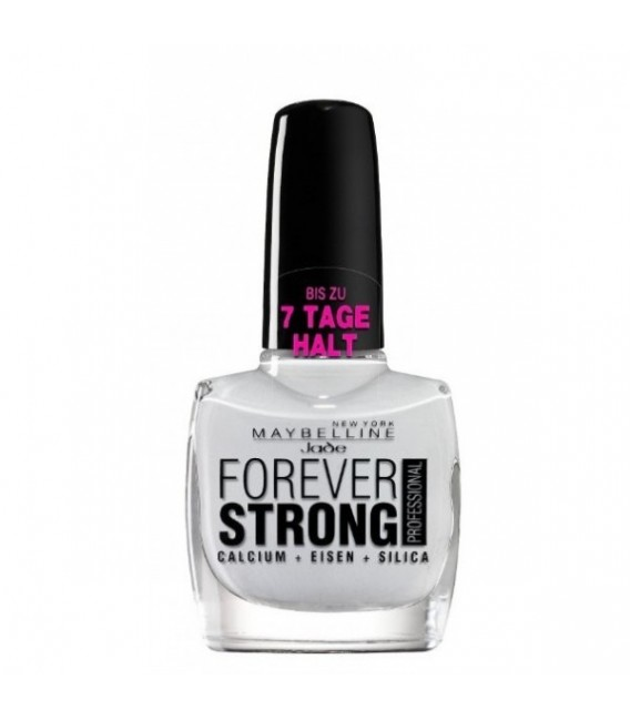 Vernis à Ongles Gemey Maybelline Forever Strong n°795 GRIS NUAGE