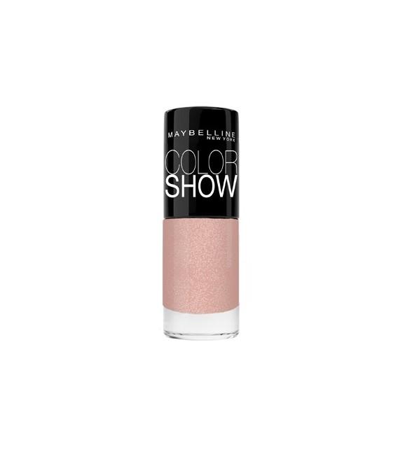 Vernis à Ongles Gemey Maybelline Color Show n°46 SUGAR CRYSTALS