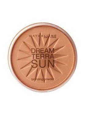 Poudre GEMEY MAYBELLINE Terra Sun n°05 OCRE BRUN