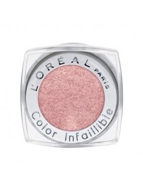Ombre à Paupière L'Oréal Infaillible n°004 Forever Pink