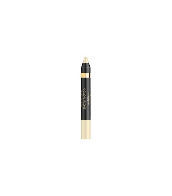 Ombre a Paupière L'Oréal Color Riche Le Crayon de Couleur n°06 Delicate Beige