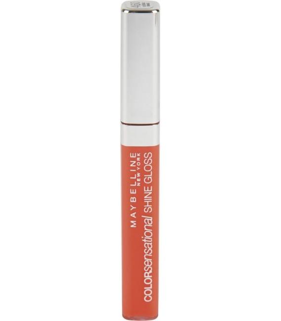 Gloss GEMEY MAYBELLINE Color Sensational n°460 ELECTRIC ORANGE