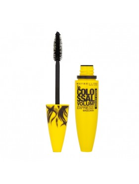 Mascara GEMEY MAYBELLINE Big Eyes NOIR REBEL