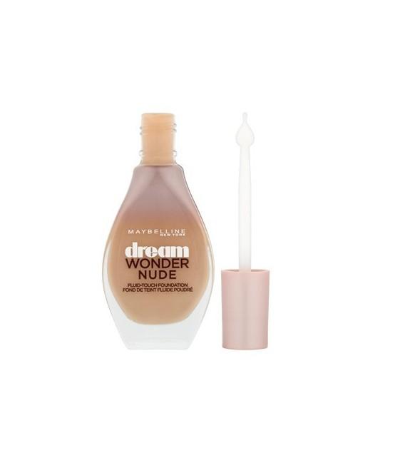 Fond de Teint Liquide Gemey Maybelline Dream Wonder Nude n°40 Cannelle