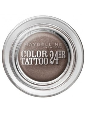 Ombre à Paupière GEMEY MAYBELLINE Color Tatoo n°40 PERMANENT TAUPE