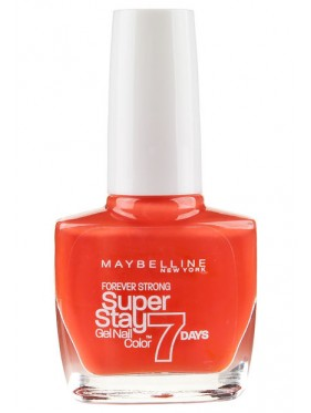 Vernis à Ongles Gemey Maybelline SuperStay 7 jours n°460 Orange Couture
