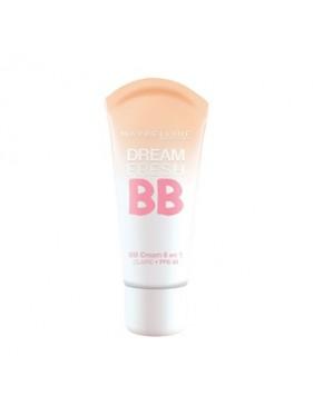 BB Creme 8en1 Dream Fresh BB GEMEY MAYBELLINE Teinte Foncée