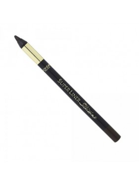 Eye Liner  Crayon L'Oréal Super Liner Silkissime n°02 Brown Temptation