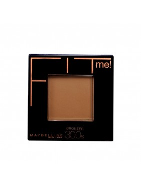 Poudre Compacte Terra Bronzer GEMEY MAYBELLINE Fit Me n°300S DEEP