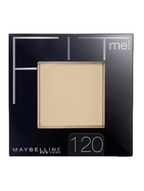 Poudre Compacte GEMEY MAYBELLINE Fit Me n°120 CLASSIC IVORY