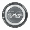 Ombre à Paupière GEMEY MAYBELLINE Color Tatoo n°55 - Immortal Charcoal