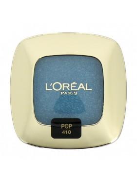 Ombre à Paupière L'Oréal Color Riche l'Ombre Pure n°410 Punky Turquoise