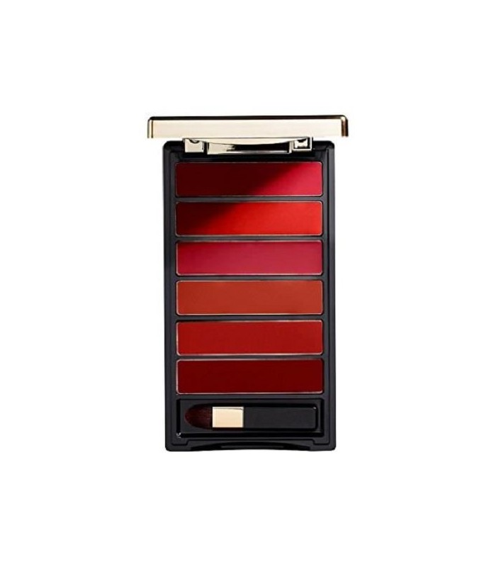 l 39 or al paris make up designer color riche palette de maquillage l vres rouge. Black Bedroom Furniture Sets. Home Design Ideas