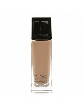 Fond de Teint Liquide GEMEY MAYBELLINE Fit Me n°225 MEDIUM BUFF