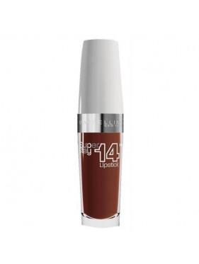 Rouge à Lèvre GEMEY MAYBELLINE SuperStay 14h n°720 Lasting Chestnut