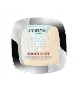 Highlight poudre 302.R Eclat Rosé - Accord Parfait de L'Oréal