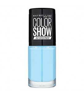 Maybelline Vernls à Ongles Color Show, n°651 cool blue