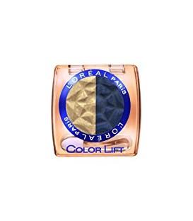 L'Oréal - Ombre à Paupières Longue Tenue - Color Lift Duo - N°306 Cobalt Lift