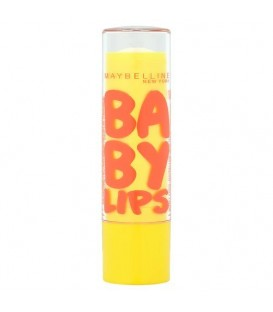 Maybelline - BabyLips - Baume à lèvres Transparent - Intense Care