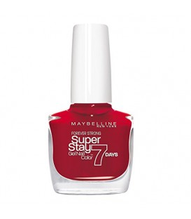 Maybelline Vernis à ongles Superstay n°06 Deep Red