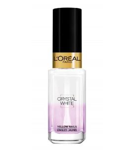 L'Oréal Paris - Soin des Ongles Blanchissant La Manicure Sérum + Base Crystal White