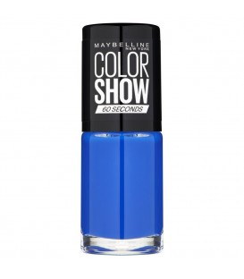 VERNIS À ONGLES GEMEY MAYBELLINE COLOR SHOW N°335 Broadway Blues