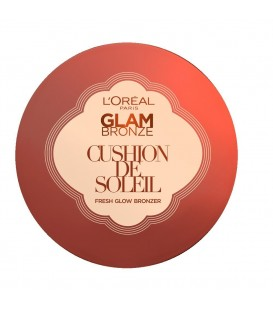 L'Oréal Paris Glam Bronze Cushion Solaire Fond de Teint